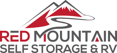 Red Mountain Self Storage & RV Logo