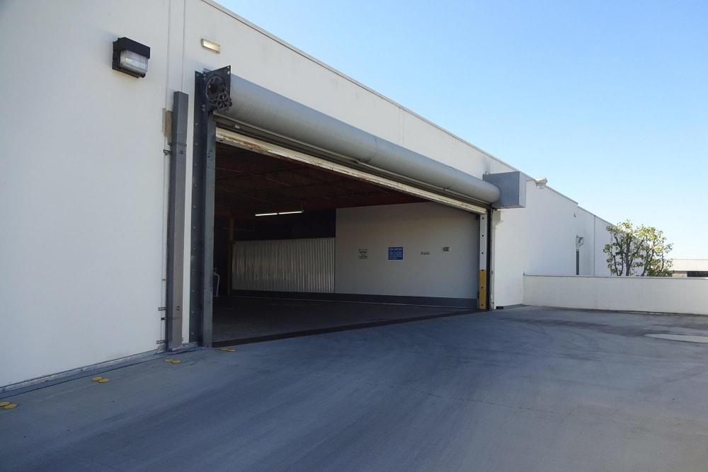 Drive In & Upper Level Storage Unit Access at Storage Etc... Torrance