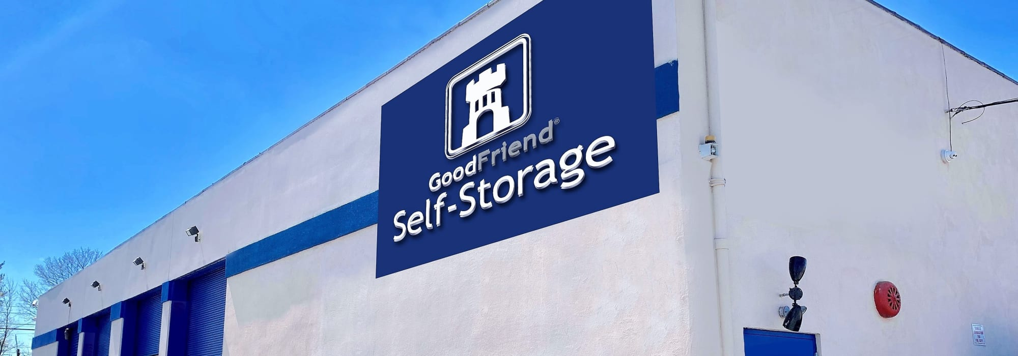 Self storage in GoodFriend Self Storage New Hyde Park in New Hyde Park, New York