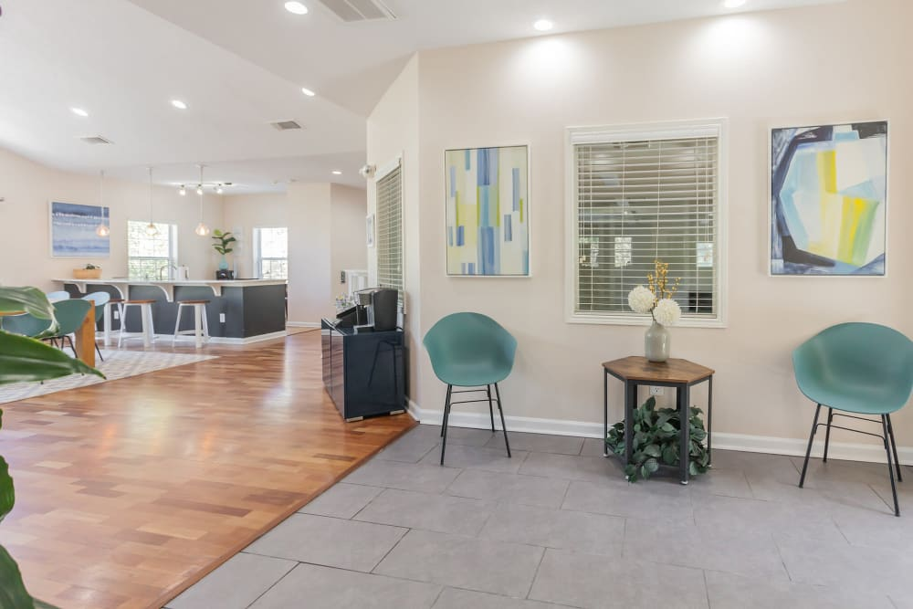 Common area at Vista Point Apartments in Wappingers Falls, New York