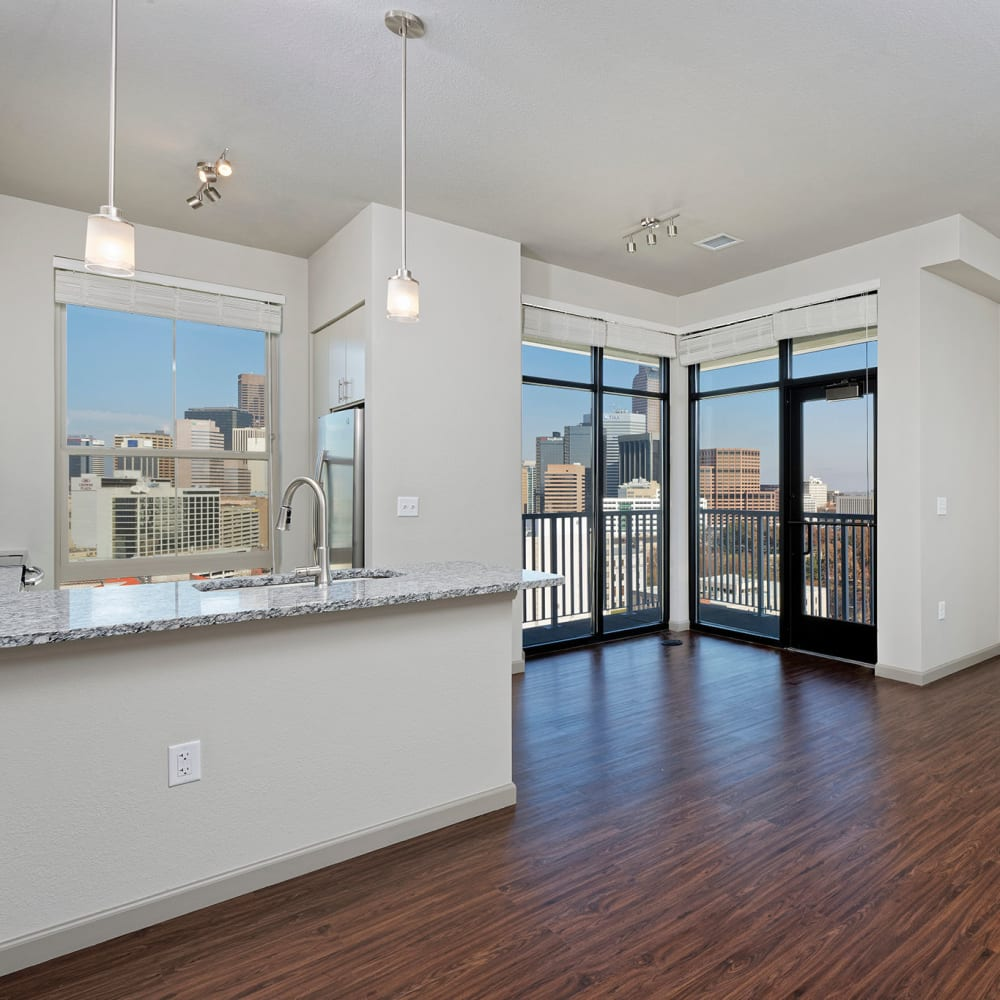 Enjoy Spacious floor plans at Civic Lofts | Apartments in Denver, Colorado