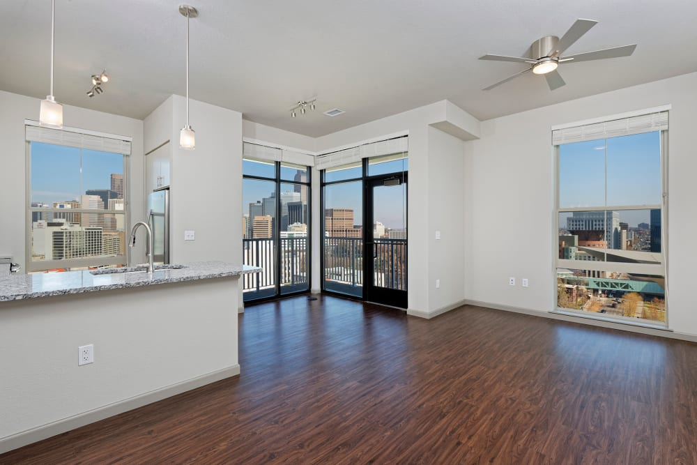 Enjoy Spacious floor plans at Civic Lofts | Apartments in Denver, Colorado