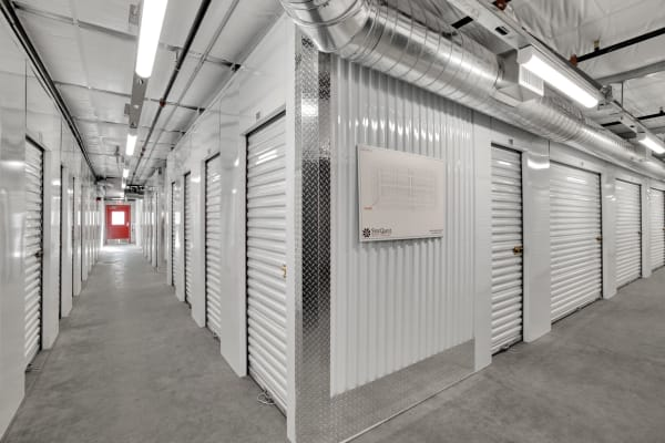 Exterior view of StorQuest Self Storage in Bermuda Dunes, California