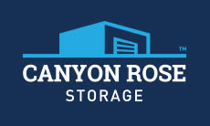 Canyon Rose Storage Logo