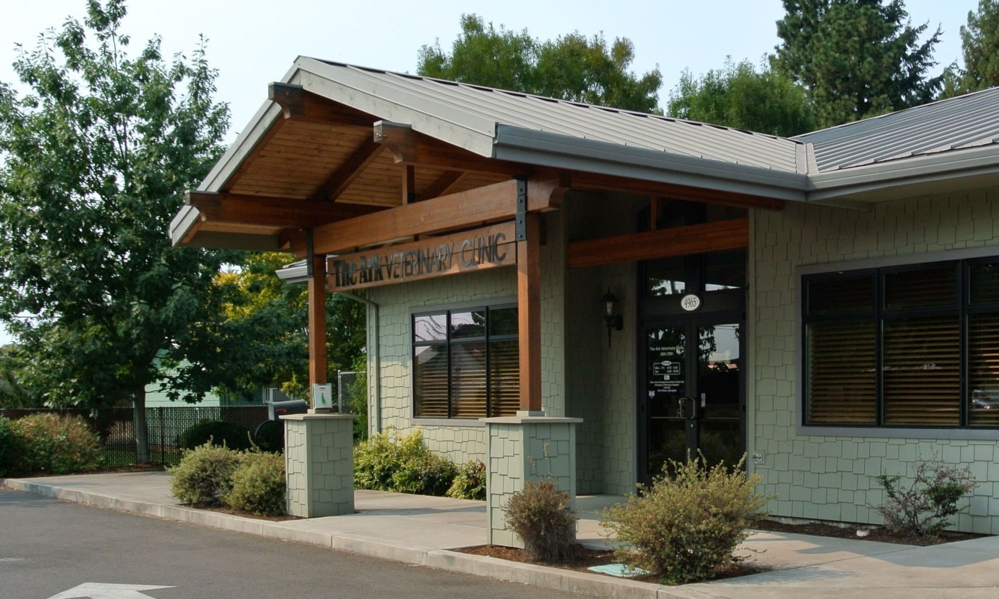 Animal Hospital in Eugene, OR