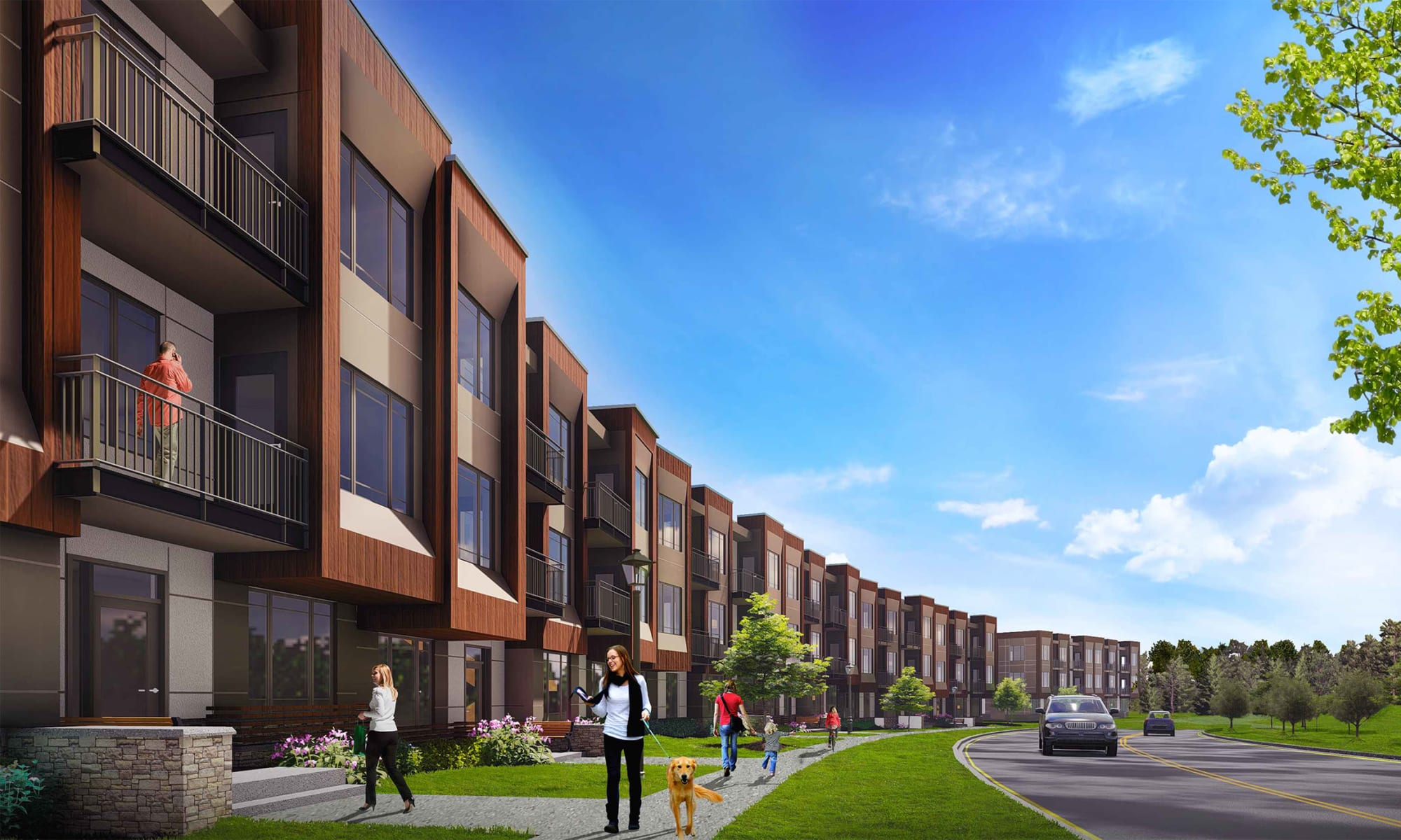 Apartments at Uptown Ann Arbor in Ann Arbor, Michigan