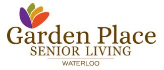 Garden Place Waterloo Logo