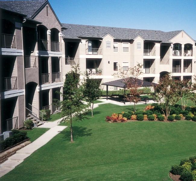 front view at Briargrove at Vail in Dallas, Texas