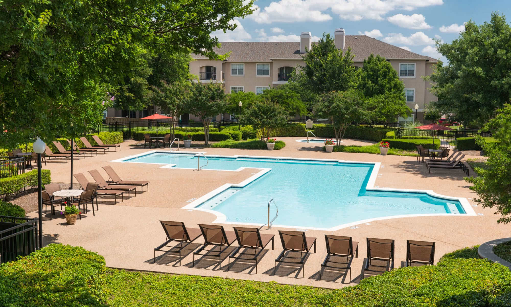 Ballantyne Apartments in Lewisville, Texas