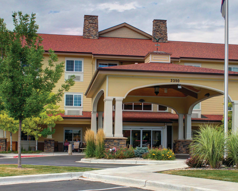 Learn about Rigden Farm Senior Living in Fort Collins, CO