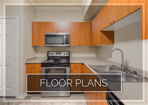 Floor plans at The Landing at Mansfield in Mansfield, Texas