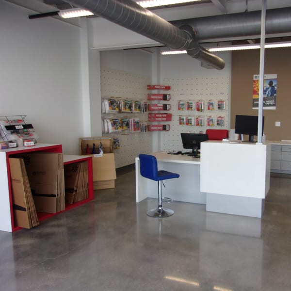 Packing supplies available at StorQuest Self Storage in North Miami, Florida