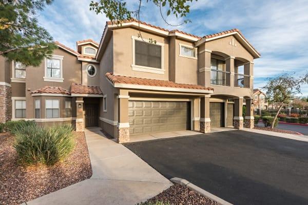 Exterior view at apartments in Mesa, Arizona