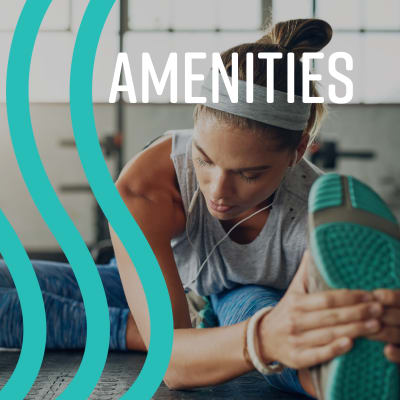 View amenities at Slate Creek Apartments in Roseville, California