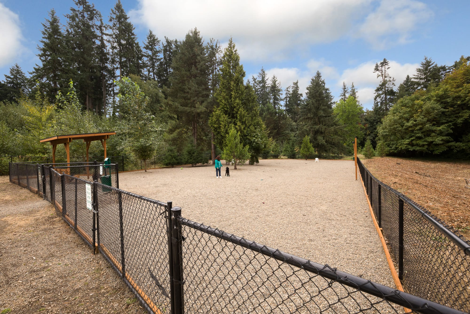 Off-leash Dog Park at Terrene at the Grove