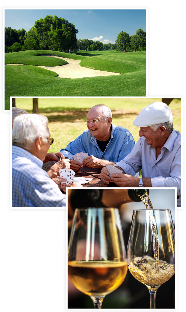 At Clearwater Living we offer a variety of Senior Lifestyle options in Newport Beach, California
