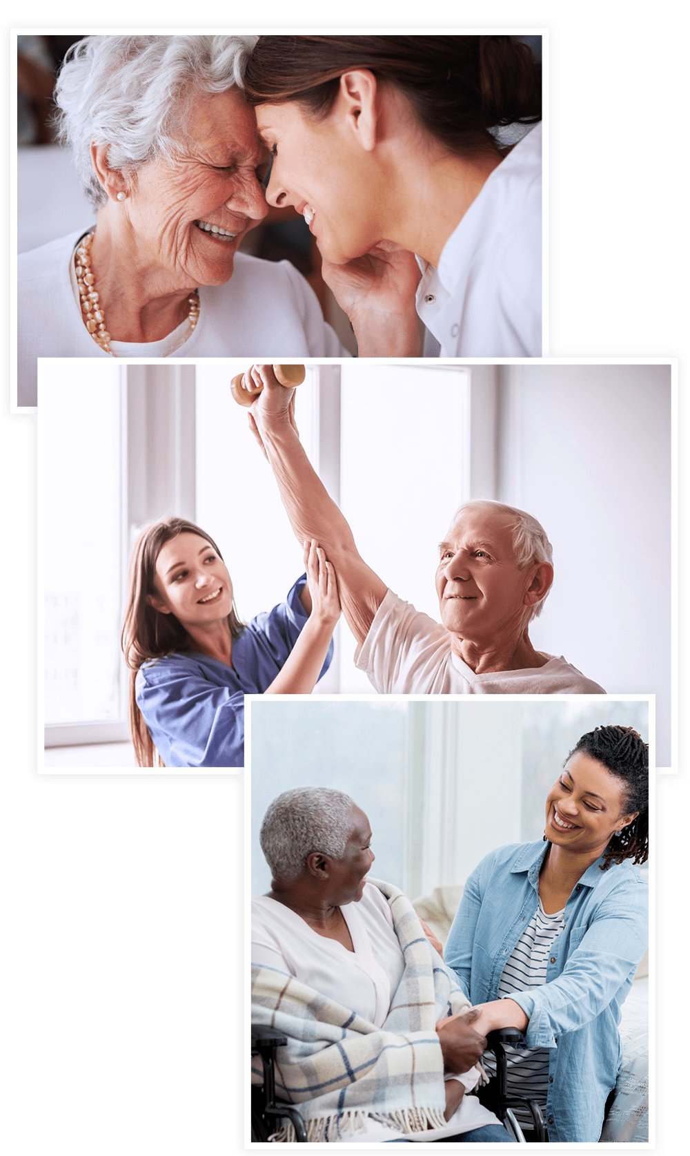 At Clearwater at South Bay we offer a variety of Senior Lifestyle options in Torrance, California