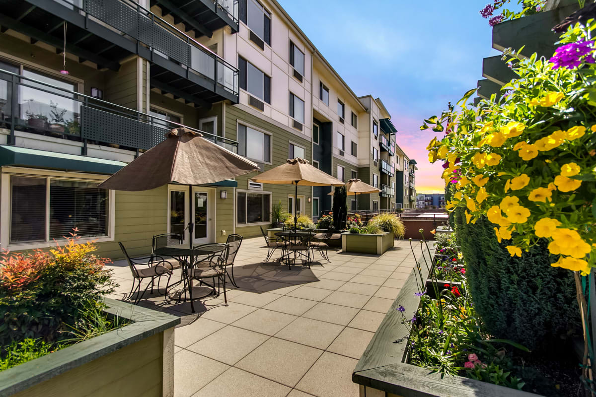 Senior living in Renton, WA