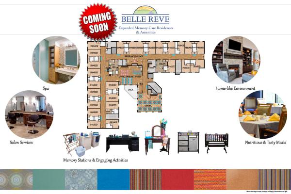 Belle Reve Expansion Storyboard