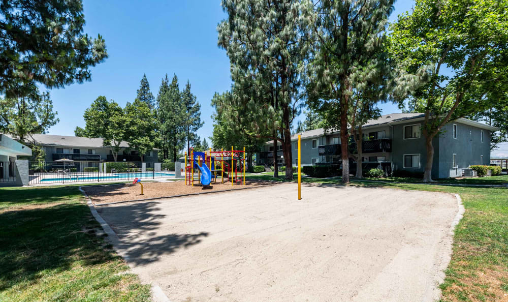 Playground at Creekside Village Apartment Homes
