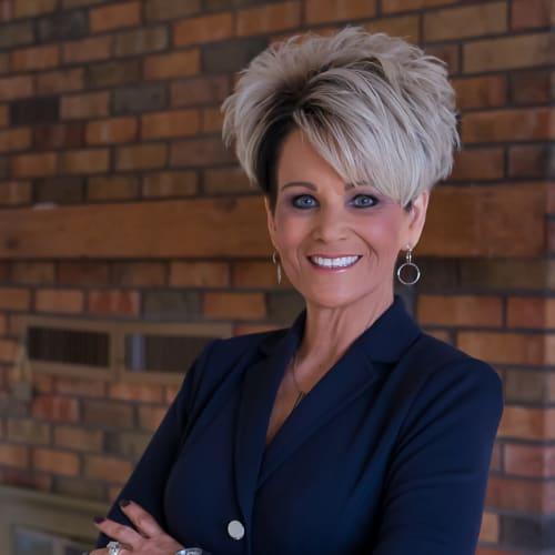 Gina Toth, Executive Director of Keystone Place at Richland Creek in O'Fallon, Illinois