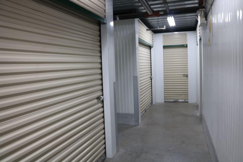 Interior units at Golden State Storage - Horizon Ridge in Henderson, Nevada