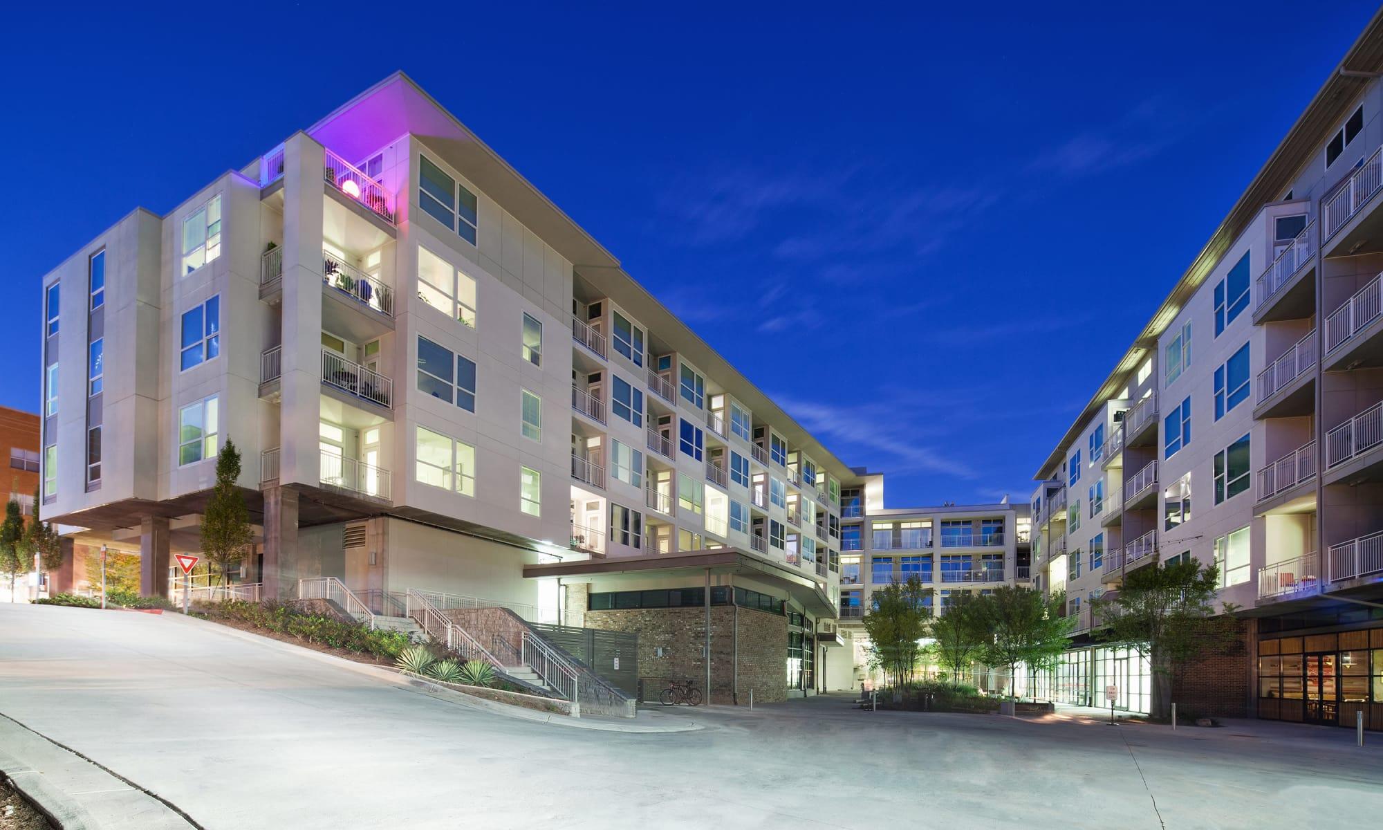 Inman Park Atlanta, GA Apartments | Inman Quarter