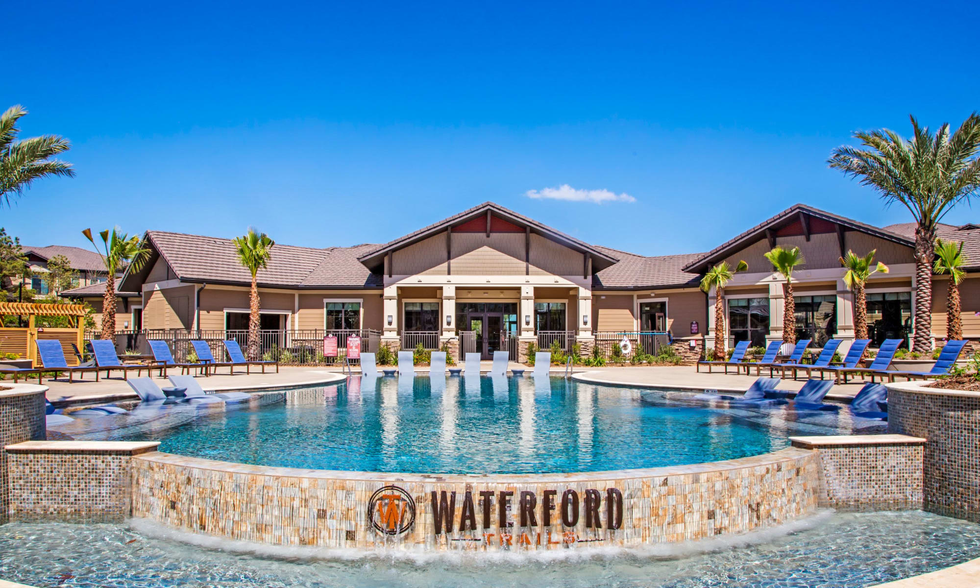 Apply to live at Waterford Trails in Spring, Texas
