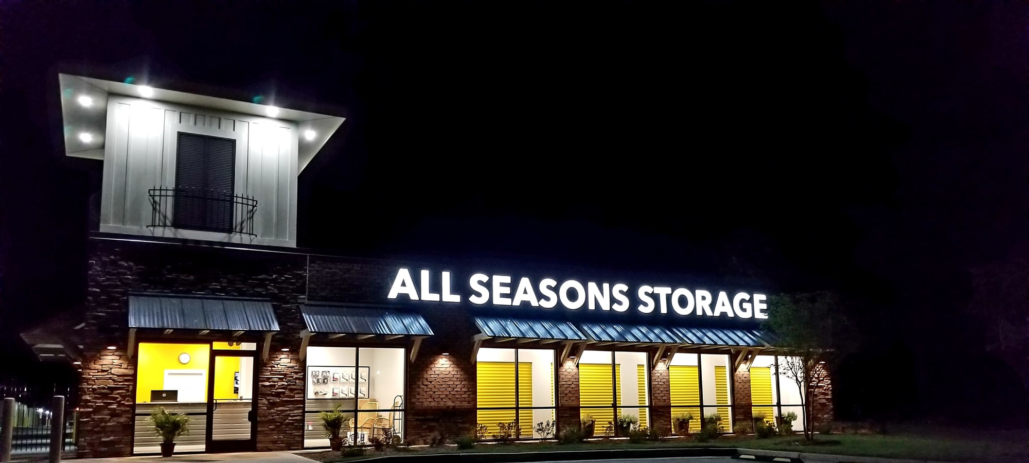 Self storage in Wilmington, North Carolina