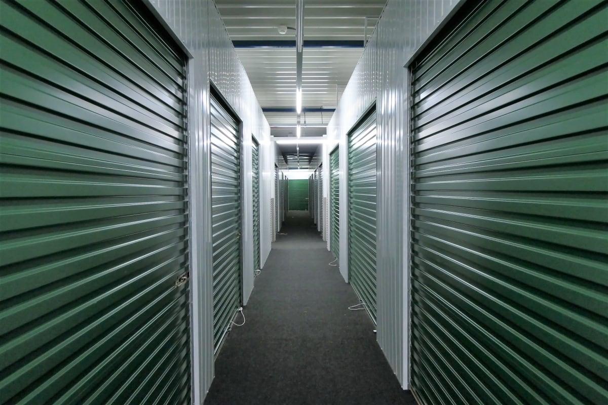 Temperature-controlled storage units at Storage Units in Augusta, Georgia
