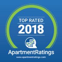 2018 Apartment Ratings Award for Perimeter Realty, Inc..