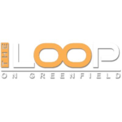 The Loop on Greenfield logo located in Oak Park, Michigan