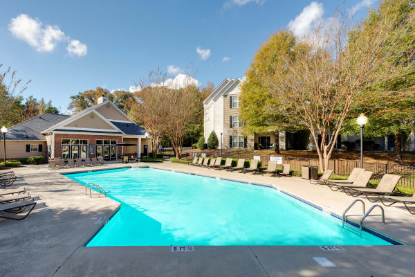 Amenities at Forest Oaks Apartment Homes