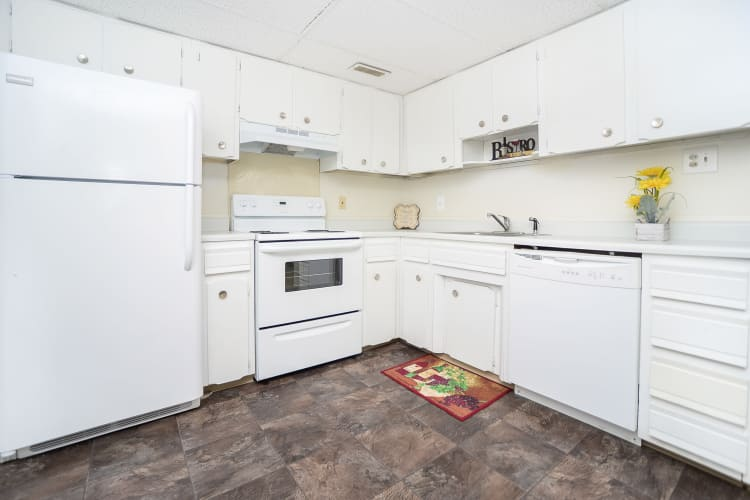 Enjoy a luxury kitchen at Vineland Village Apartment Homes