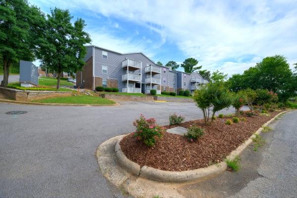 Homewood Heights apartments in Birmingham, Alabama