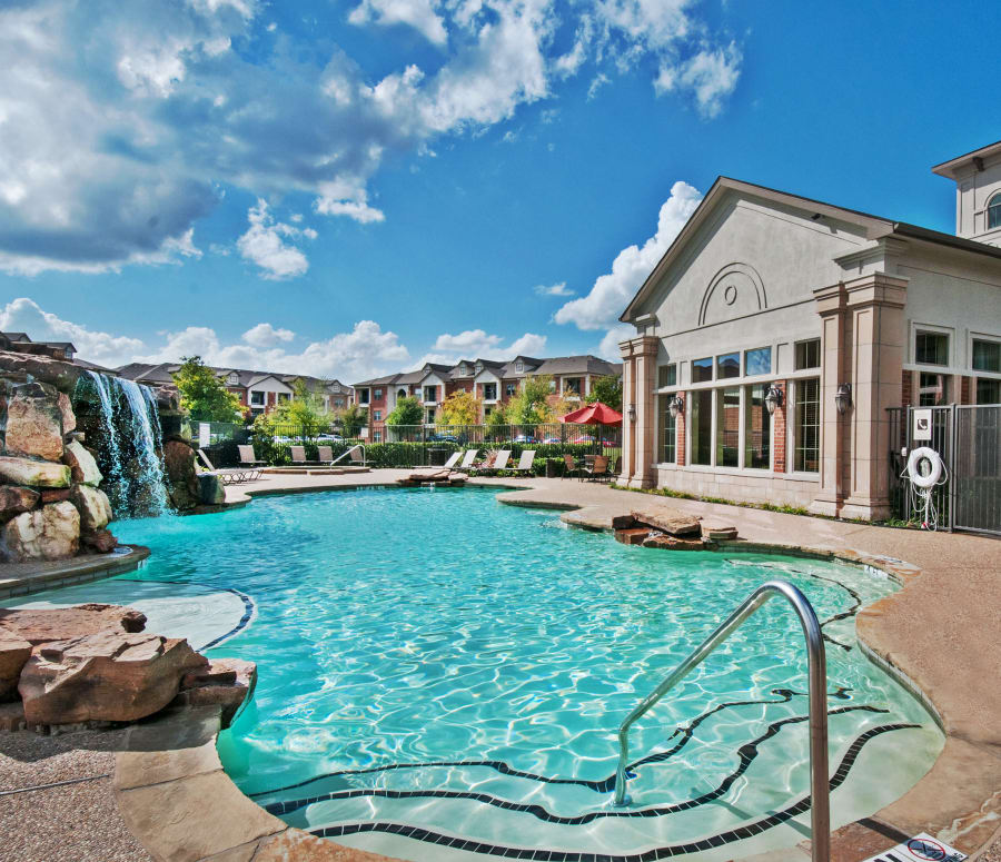 North Mansfield Apartments Near Towne Crossing