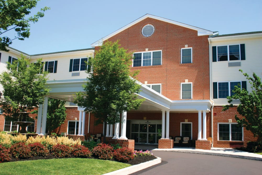 Arbour Square of Harleysville, a Heritage Senior Living in Blue Bell, Pennsylvania community