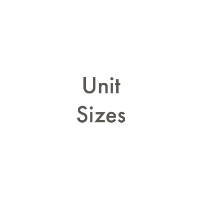 Link to Unit Sizes at A3 Urban Storage in Dallas, Texas