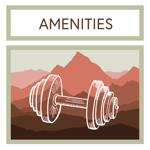 View our amenities at The Wyatt Apartments in Fort Collins, Colorado