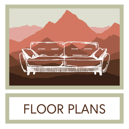 View our floor plans at The Wyatt Apartments in Fort Collins, Colorado