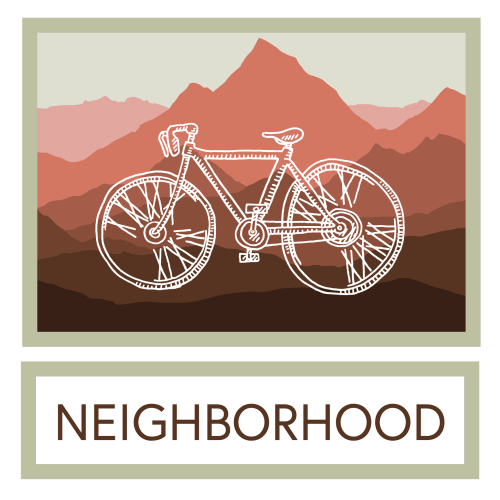 View the neighborhood near The Wyatt Apartments in Fort Collins, Colorado