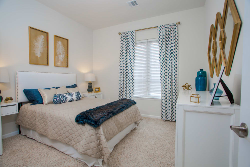 Our Beautiful Apartments in Parsippany, New Jersey showcase a Bedroom