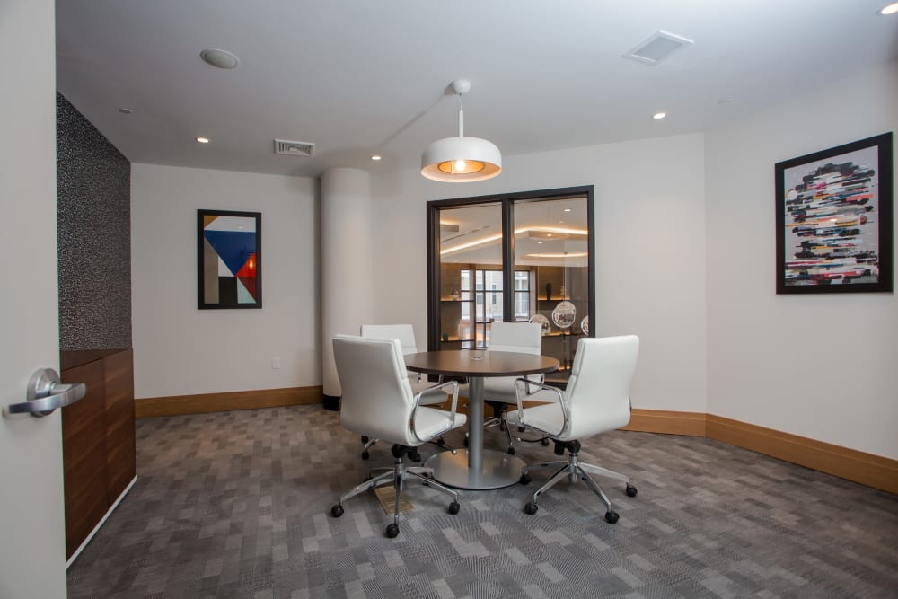 Leasing Office at The Mark Parsippany in Parsippany, New Jersey