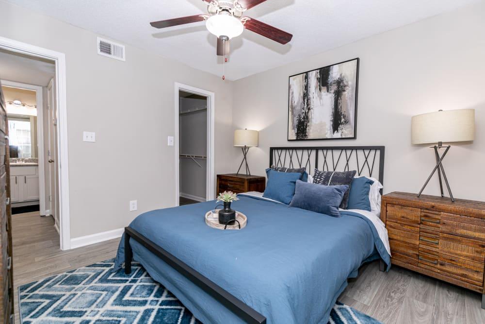 Bedroom at Brookwood Valley in Atlanta, Georgia