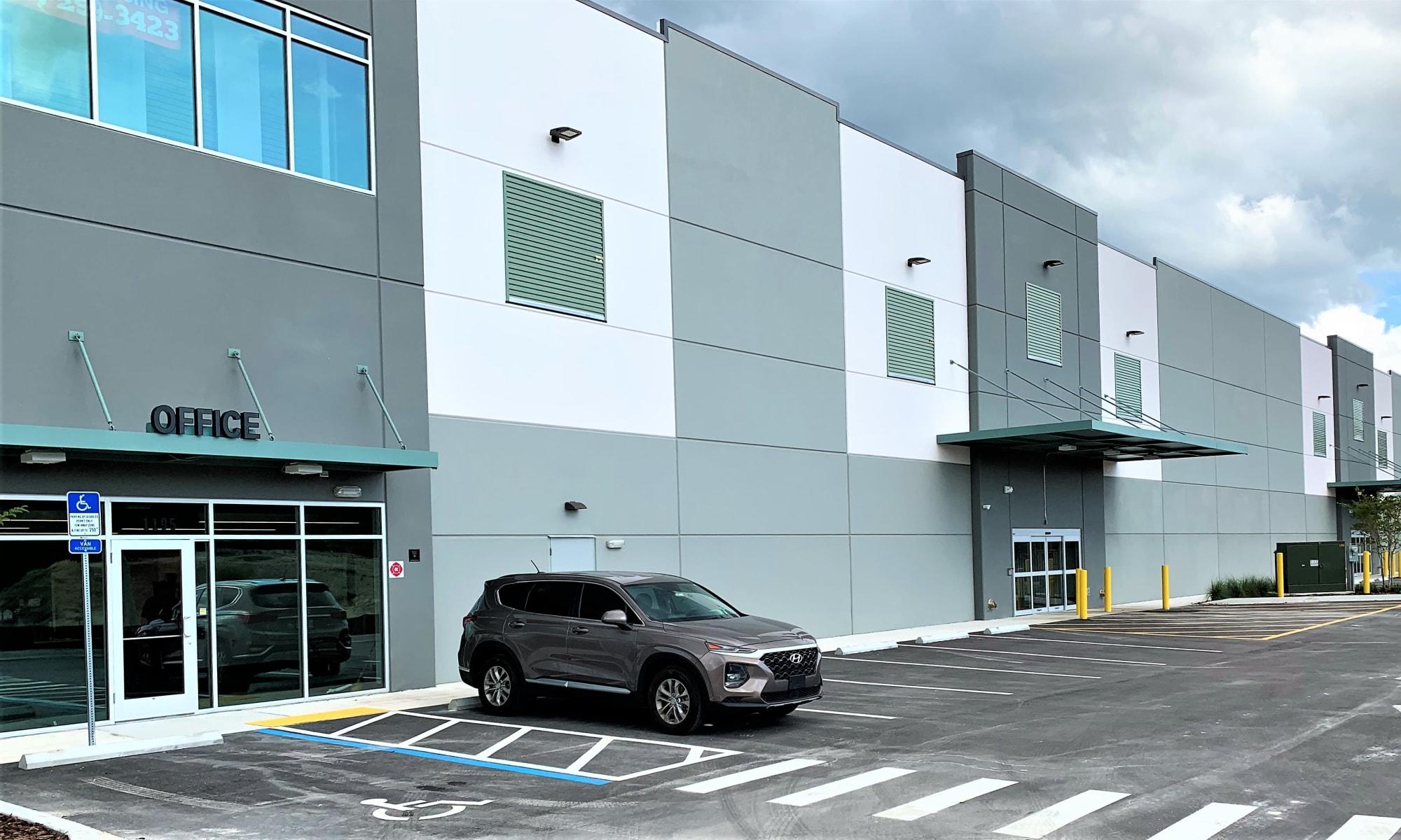 My Neighborhood Storage Center self storage in Jacksonville, Florida