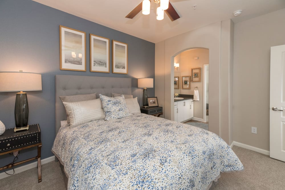 Apartments with a quiet bedroom