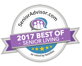 Belle Reve Senior Living in Milford, Pennsylvania wins 2017 best of senior living