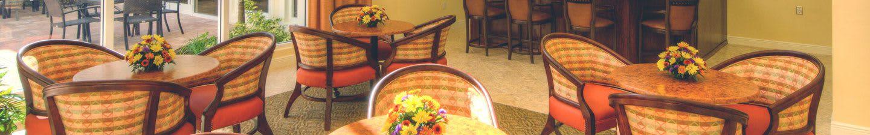 Sensations dining senior living program at Discovery Commons communities