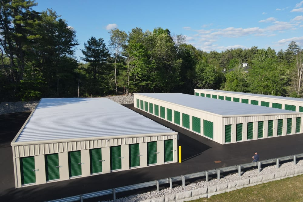 Multiple buildings at 603 Storage - Belmont in Belmont, New Hampshire