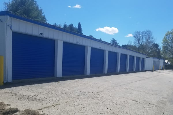 Self storage units for rent at Store It All Self Storage - Barre in Barre, Vermont